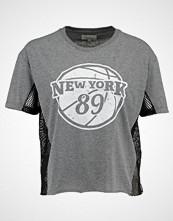 TWINTIP Tshirts med print dark grey melange