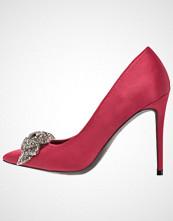 New Look SHANA Høye hæler dark red
