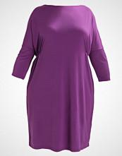 Zizzi DRESS Jerseykjole grape royal