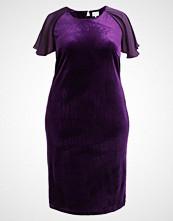 Zizzi DRESS 1/2 Cocktailkjole purple