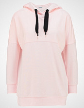 Noisy May Petite NMAIDEN LONG Hoodie barely pink