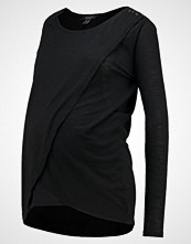 New Look Maternity Topper langermet black