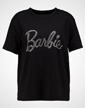 Missguided HOTFIX BARBIE  Tshirts med print black