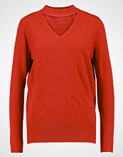 mint&berry WITH CUT OUT DETAILS  Jumper red