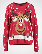 FREE|QUENT SANTA Jumper red