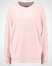 Hollister Co. EASY CORE LOGO CREW Genser light pink
