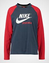 Nike Sportswear Topper langermet thunder blue/university red/(sail)