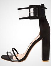 Public Desire MISSION Sandaler med høye hæler black