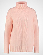 Wallis TWIST COMPACT ROLL NECK Jumper coral