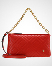 Tory Burch FLEMING CHAIN CROSS BODY Skulderveske exotic red