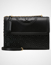 Tory Burch FLEMING CONVERTIBLE SHOULDER BAG Skulderveske black