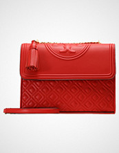 Tory Burch FLEMING CONVERTIBLE SHOULDER BAG Skulderveske exotic red