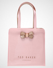 Ted Baker KRISCON BOW DETAIL SMALL ICON Håndveske pink