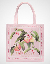 Ted Baker AMACON PEACH BLOSSOM SMALL ICON Håndveske pink