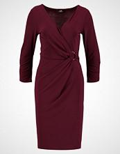 Wallis CRING DRESS Jerseykjole plum