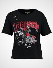 TWINTIP Tshirts med print black