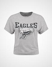 TWINTIP Tshirts med print grey melange