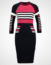 Karen Millen BLOCK COLLECTION Strikket kjole multicolour