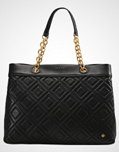 Tory Burch FLEMING TRIPLE COMPARTMENT TOTE Håndveske black