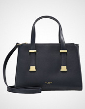 Ted Baker AMELIEE ADJUSTABLE HANDLE Håndveske dark blue