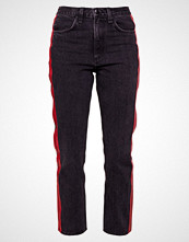 Rag & Bone Straight leg jeans washed black