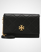 Tory Burch GEORGIA TURN LOCK MINI BAG Skulderveske black