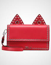 Karl Lagerfeld ROCKY CHOUPETTE Skulderveske ladybird