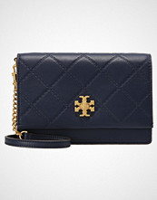 Tory Burch GEORGIA TURN LOCK MINI BAG Skulderveske dark blue