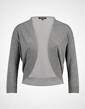 More & More Cardigan warm grey melange