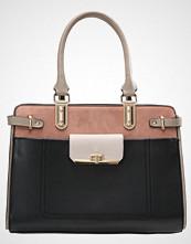 New Look CASSY COLOUR BLOCK  Håndveske black pattern