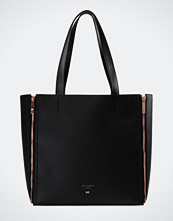 Ted Baker ZIPPI INTERCHANGEABLE PANEL SHOPPER Håndveske black