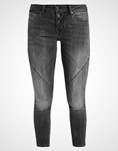 Mustang JASMIN BUTTON Slim fit jeans dark