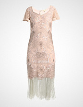 Frock and Frill BLAIR AND SEQUIN FLAPPER DRESS Cocktailkjole soft pink