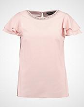 Dorothy Perkins EMBELLISHED NECK RUFFLE SOFT Bluser blush