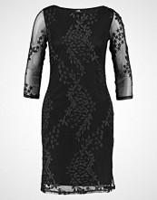 Wallis EMBROIDERED DRESS Cocktailkjole black