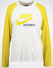 Nike Sportswear Topper langermet sail/vivid sulfur
