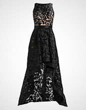 Luxuar Fashion Ballkjole schwarz/nude