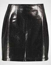 New Look SHIMMER Aline skjørt gunmetal