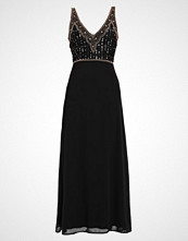 Lace & Beads REGINA MAXI Ballkjole black