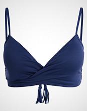 Seafolly WRAP FRONT Bikinitop indigo