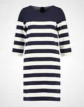 Tom Joule STRIPED DRESS WITH SIDE VENTS Strikket kjole french navy