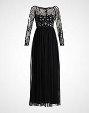 Lace & Beads ALEXANDRA MAXI Ballkjole black