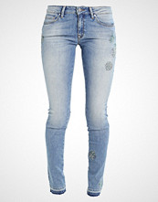 Mavi ADRIANA ANKLE Jeans Skinny Fit mid pam cut off denim