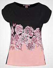 Anna Field Bluser black/pink