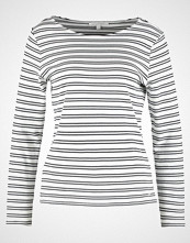 Tom Tailor Denim STRIPED LONGSLEEVE Topper langermet white