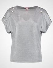 Anna Field Tshirts med print silver
