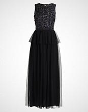 Lace & Beads AURA MAXI Ballkjole black iridesescent