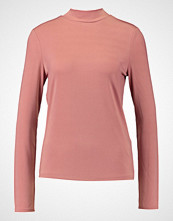 Vero Moda VMJENNIE HIGHNECK  Topper langermet old rose