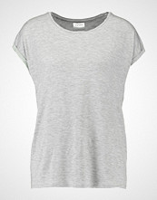 Vero Moda VMAVA Tshirts light grey melange