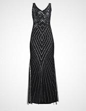 Lace & Beads DENIZ MAXI Ballkjole black